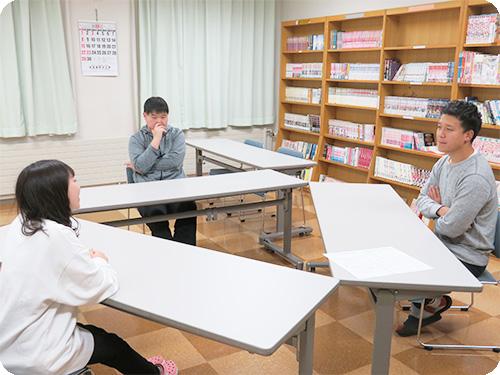 十勝学園職員座談会公開!